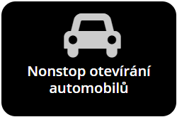 Nonstop otevírání automobilů