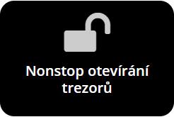 Nonstop otevírání trezorů