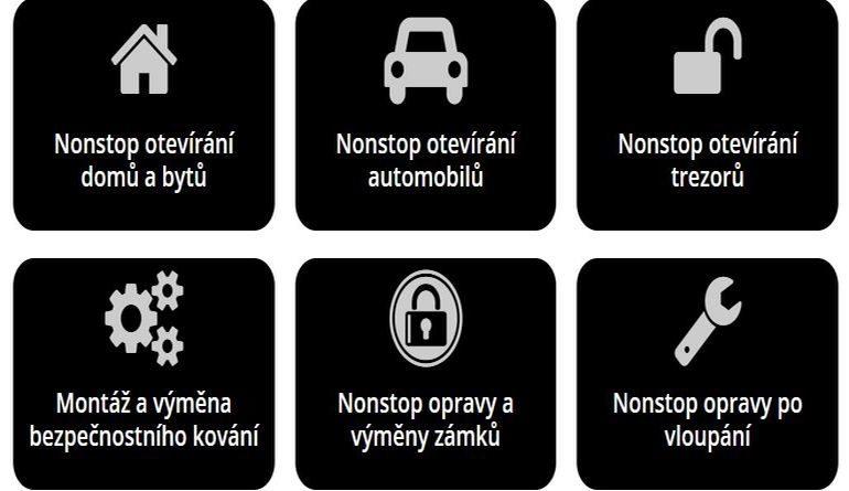nonstop zámečnictví Plzeň