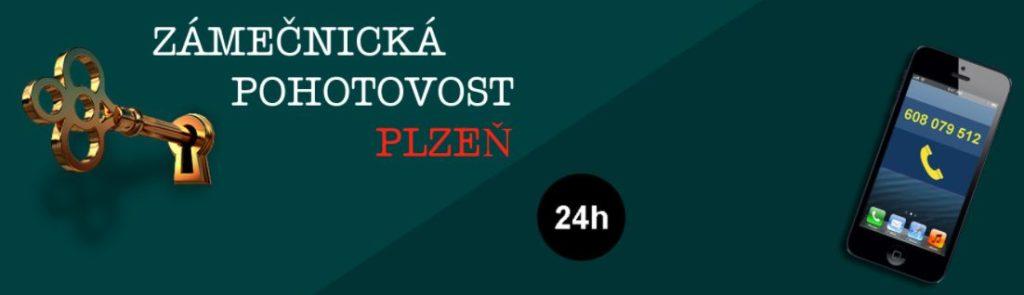 zámečnictví nonstop Plzeň