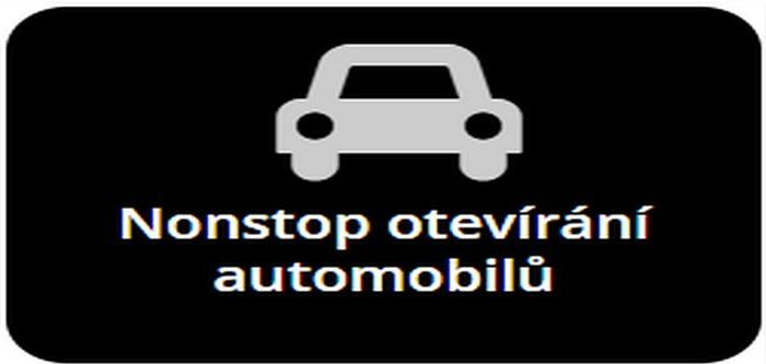 NonStop zámečnictví – zámečnická pohotovost 24-7 pro Plzeň - nouzové otevření auta v Plzni